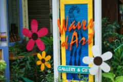 Waves of Art Gallery & Gifts