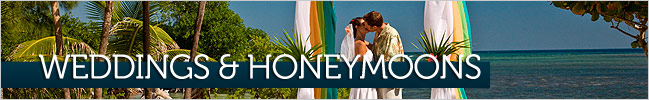 Roatan Weddings, Honeymoons & Events